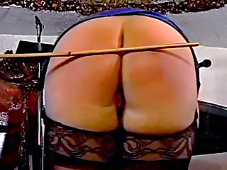 Cocky mother with huge delicious ass gets spanked by her new strange boss. However, she wants more