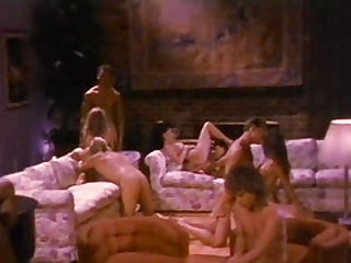 Orgy you will never forget with awesome Jennifer Stewart