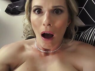 Stepmom Cory Chase Seducing Her Son