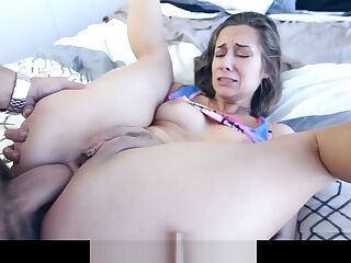 TeensLoveAnal - Teen Gets Ass-Fucked By Her Sister's BF