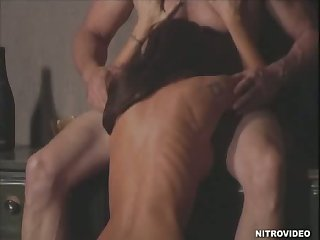 Tabitha Stevens Giving a Hot Blowjob
